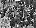 Adelborsten Assaut aankomst Feeentrein Den Helder, Bestanddeelnr 904-3439.jpg