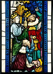 Adoration of the Magi from Seven Scenes from the Life of Christ