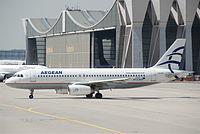 SX-DVN - A320 - Air Leisure