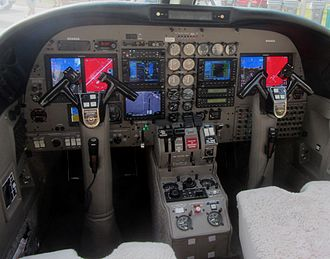 Aero Commander 500 family - Updated Aero Commander Panel