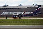 Aeroflot, VP-BAD, Airbus A320-214 (37087951691).jpg