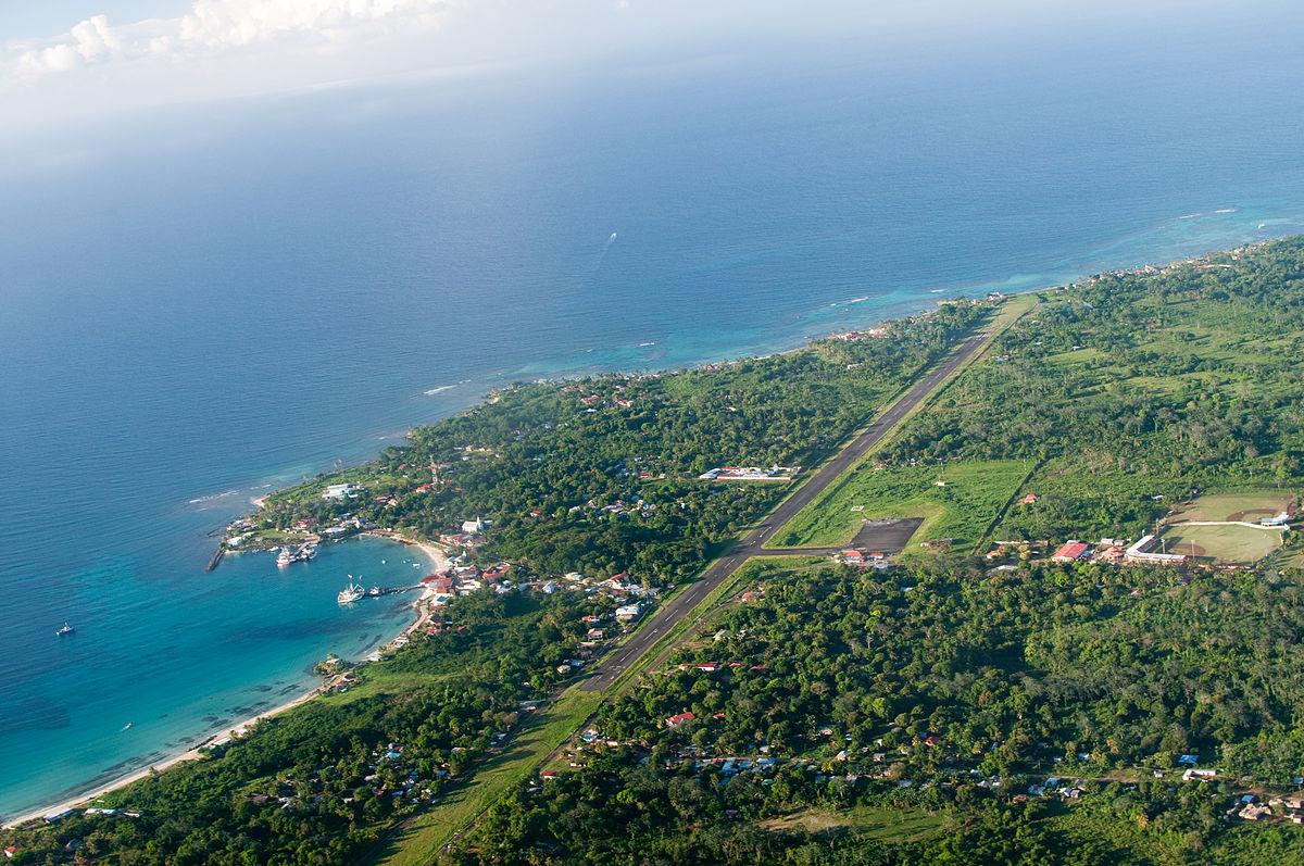 Corn Island Airport  Wikipedia