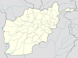 Afghanistan location map.svg