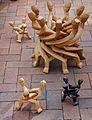 Afrikanische Holzfiguren Greetsiel.JPG