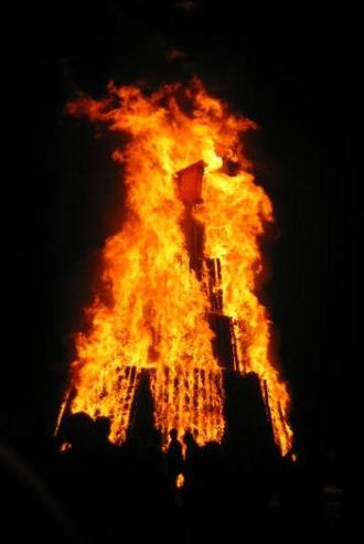 Glossary of Texas A&M University terms - Student Bonfire, 2005