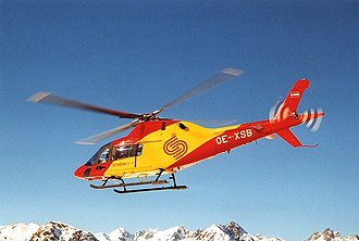 AgustaWestland AW119 Koala - An AW119 of Schenk Air
