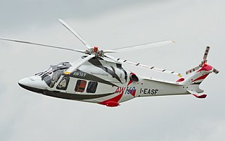 AgustaWestland AW169 Twin-engine light utility helicopter