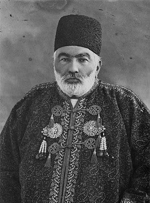 Ahmad Moshir al-Saltaneh - Image: Ahmad Moshir al Saltaneh