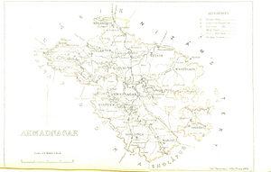 History of Ahmednagar - Ahmednagar 1896