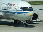 Air China 737-800 B-5437 at PEK (26540692456).jpg