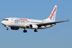 Air Europa - Boeing 737-85P.jpg
