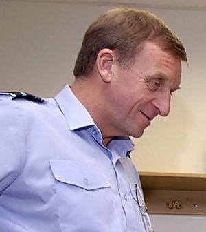Barry Thornton - Air Marshal Sir Barry Thornton in March 2007