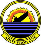 Air Test and Evaluation Squadron 1 (US Navy) patch 2014.png