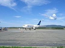 Sân bay quốc tế Québec City Jean Lesage