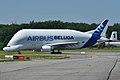 Airbus A300-600ST Airbus Industries (AIB) Beluga 1 F-GSTA - MSN 655 (9686608329).jpg