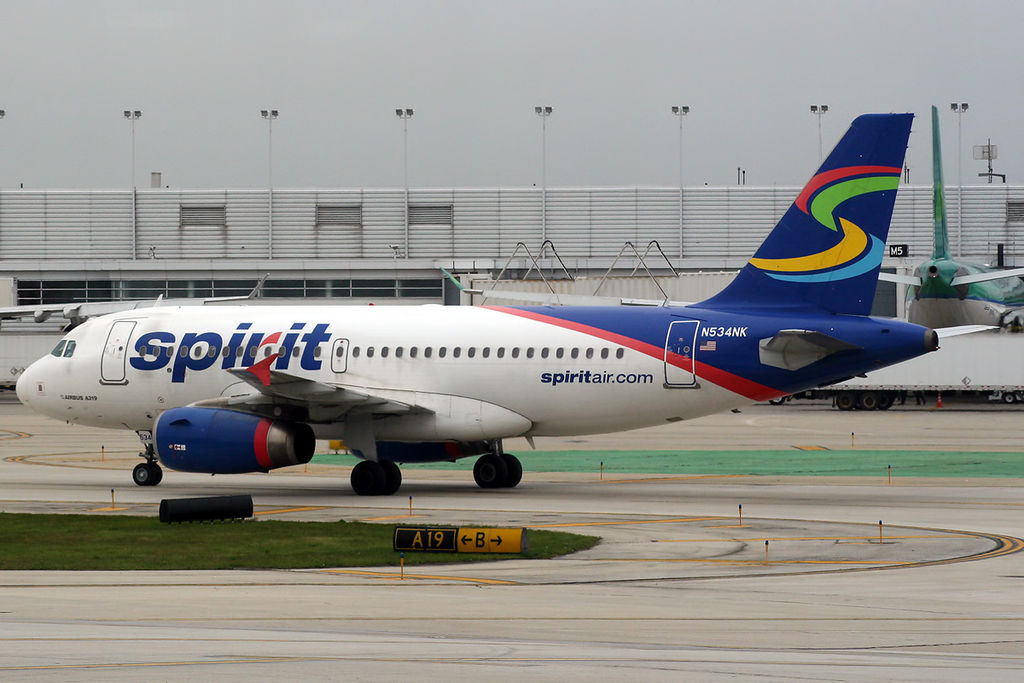 Airlines are giving us what we want less legroom the for Cheap flights with spirit airlines