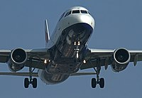 G-EUUY - A320 - British Airways