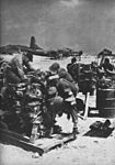 Aircraft engine maintenance on Okinawa 1945.jpg