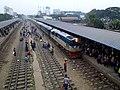 Airport Railway Station Dhaka Bangradesh - panoramio.jpg