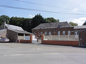 Aisonville-et-Bernoville - The Town Hall