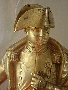 Napoleon-Büste im Museum in Ajaccio (Quelle: Wikimedia)
