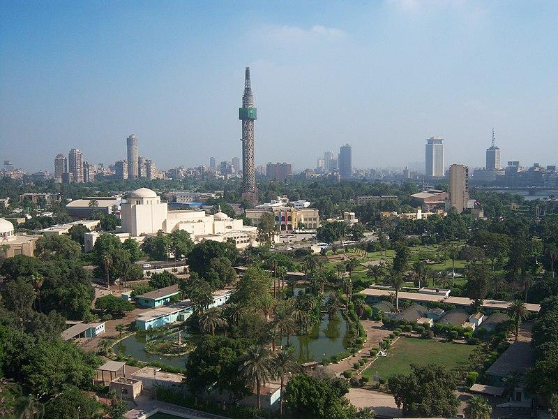 ファイル:Al-Qahira view.JPG