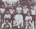 Al-Shorta Club with the Taha al-Hashimi Cup in 1939.jpg