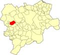 Albacete El Ballestero Mapa municipal.png