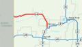 Alberta Highway 64 Map.png