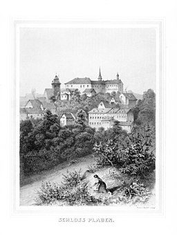 Album der Schlösser und Rittergüter im Königreiche Sachsen V 129
