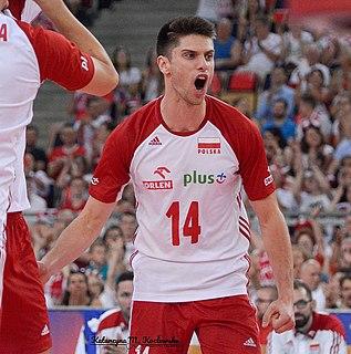 Aleksander Śliwka Polish volleyball player