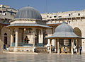 Aleppo. Great Mosque (1267347026).jpg