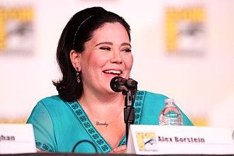 Alex Borstein - Borstein at the 2012 San Diego Comic-Con