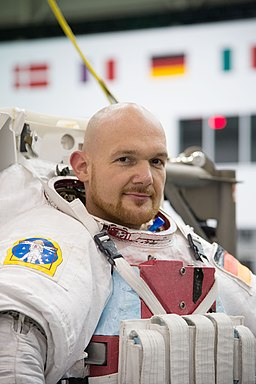 Alexander Gerst - Neutral Buoyancy Laboratory 1