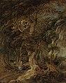 Alexander Keirincx - Bosgezicht met zware eik - 1397 (OK) - Museum Boijmans Van Beuningen.jpg