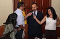 Alfonso Morales, Director General de Refugiados, ofrece rueda de prensa a varios medios nacionales e internacionales (4420449362).jpg