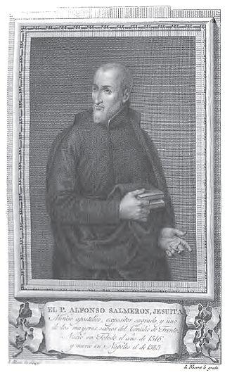 Alfonso Salmeron - Alfonso Salmerón