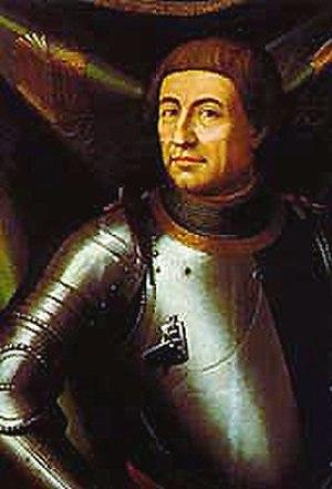 Prince of Girona - Image: Alfonso V de Aragón