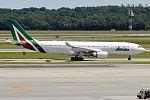 Alitalia, EI-EJG, Airbus A330-202 (28461588785).jpg