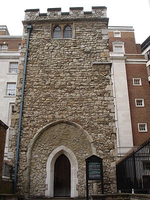 All Hallows Staining - Remaining tower