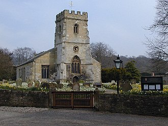 Settrington - All Saints' Church, Settrington