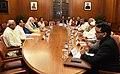 All party delegation from Karnataka led by the Chief Minister of Karnataka, Shri Siddaramaiah calls on the Prime Minister, Shri Narendra Modi, in New Delhi on December 30, 2016.jpg