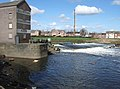 Allinson's mill on the River Aire - geograph.org.uk - 372672.jpg