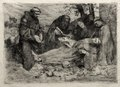 Alphonse Legros - The Death of St. Francis - 1944.389 - Cleveland Museum of Art.tif