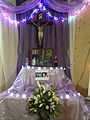 Altar of Crist in Coyuca´s chapel.jpg
