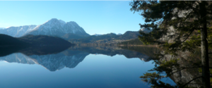 Bad Aussee - The Lake Altaussee