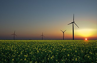 Renewable energy - Wind, solar, and hydroelectricity are three emerging renewable sources of energy.