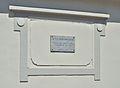 Altes Gemeindehaus Hundsheim - plaque.jpg