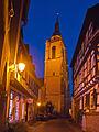 Altstadt Eltville Nacht St Peter & Paul.jpg