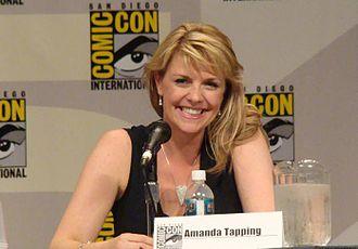 Adrift (Stargate Atlantis) - Amanda Tapping joins the main cast for season four.